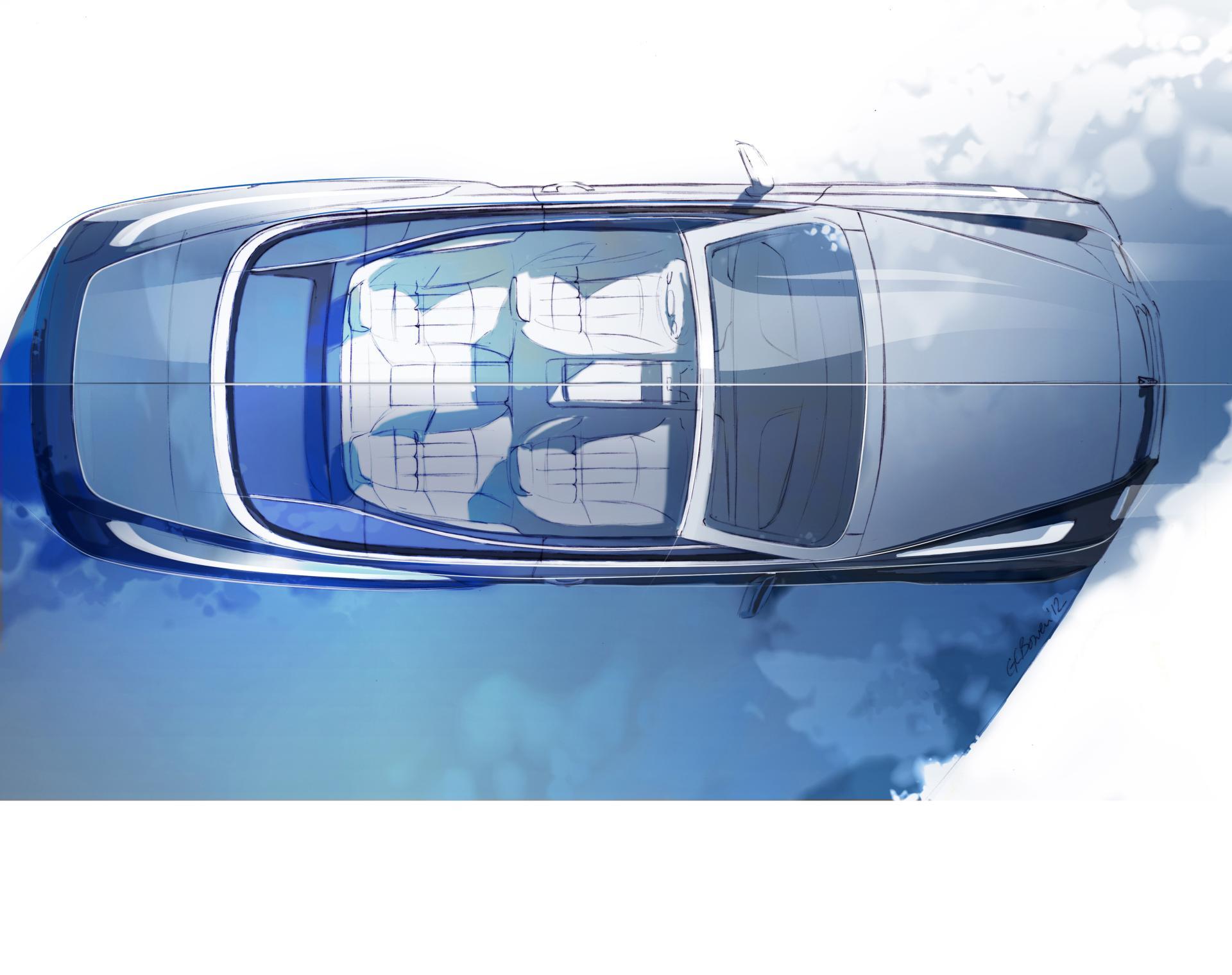 2012 Bentley Mulsanne Convertible Concept