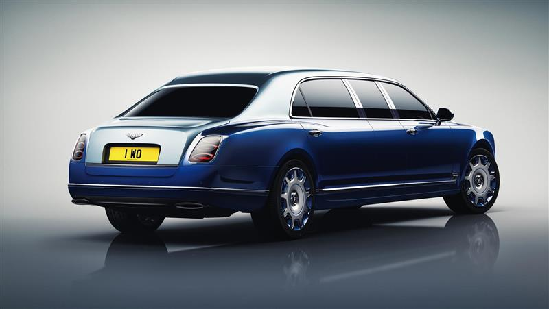2016 Bentley Mulsanne Grand Limousine News and Information