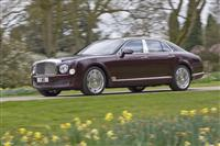 2012 Bentley Mulsanne Diamond Jubilee image.