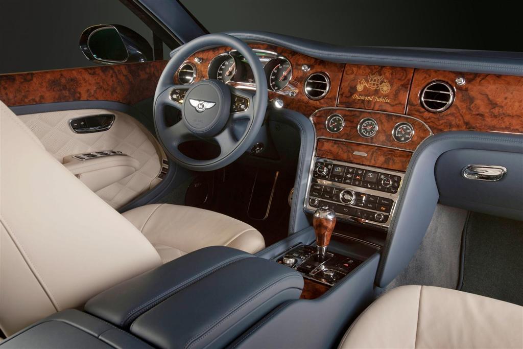 2012 Bentley Mulsanne Diamond Jubilee News And Information