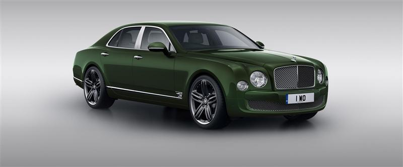 2013 Bentley Mulsanne LeMans Edition News and Information ...