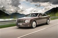 2017 Bentley Mulsanne image.