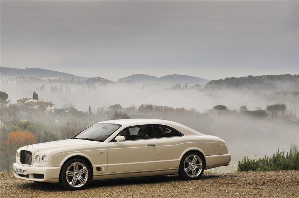 2009 Bentley Brooklands Conceptcarz Com