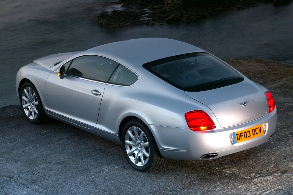 Auction Results And Sales Data For 2008 Bentley Continental Gt