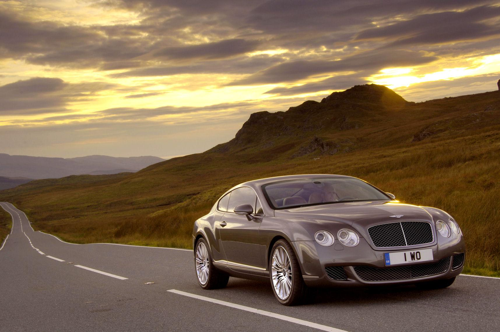 2009 Bentley Continental GT Speed News and Information