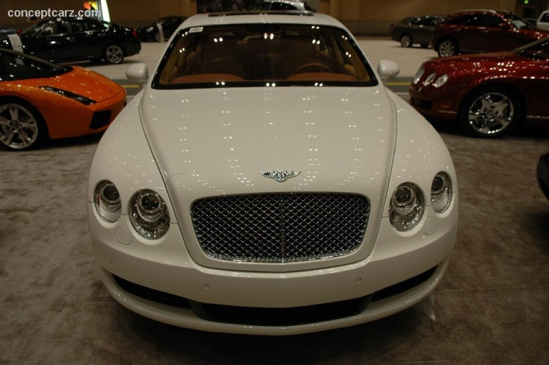 trend flying motor drive first bentley firstdrive spur sedan cars steering continental