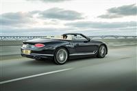 Popular 2019 Bentley Continental GT V8 Convertible Wallpaper