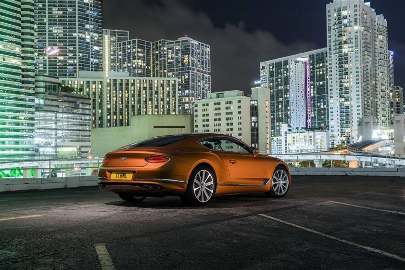 2019 Bentley Continental GT V8