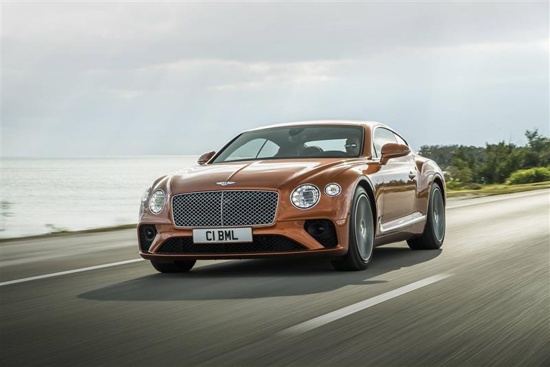 2019 Bentley Continental GT V8