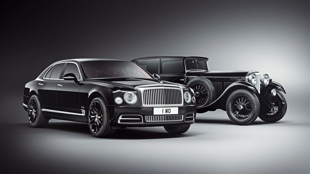 2018 Bentley Mulsanne W.O. Edition News And Information