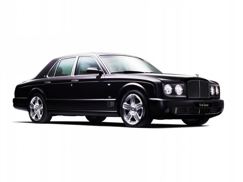 2009 Bentley Arnage Final Series