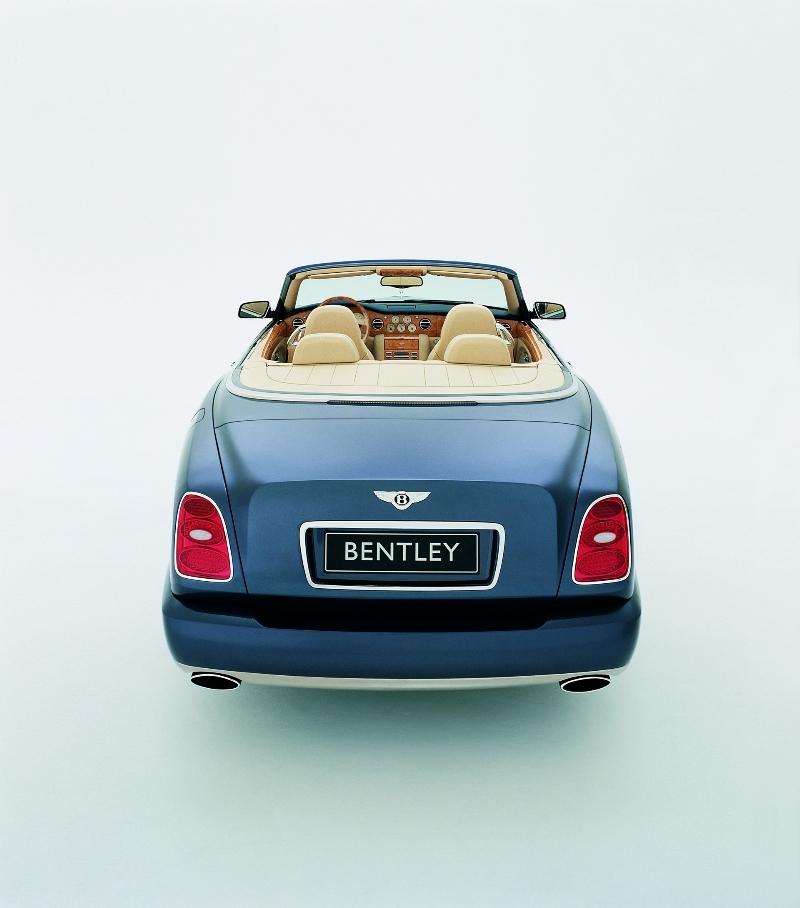 2008 Bentley Azure Image. Https://www.conceptcarz.com