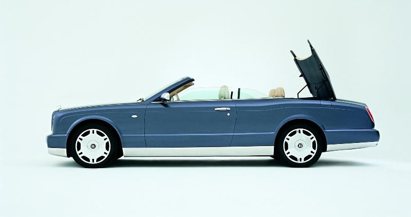 2008 Bentley Azure