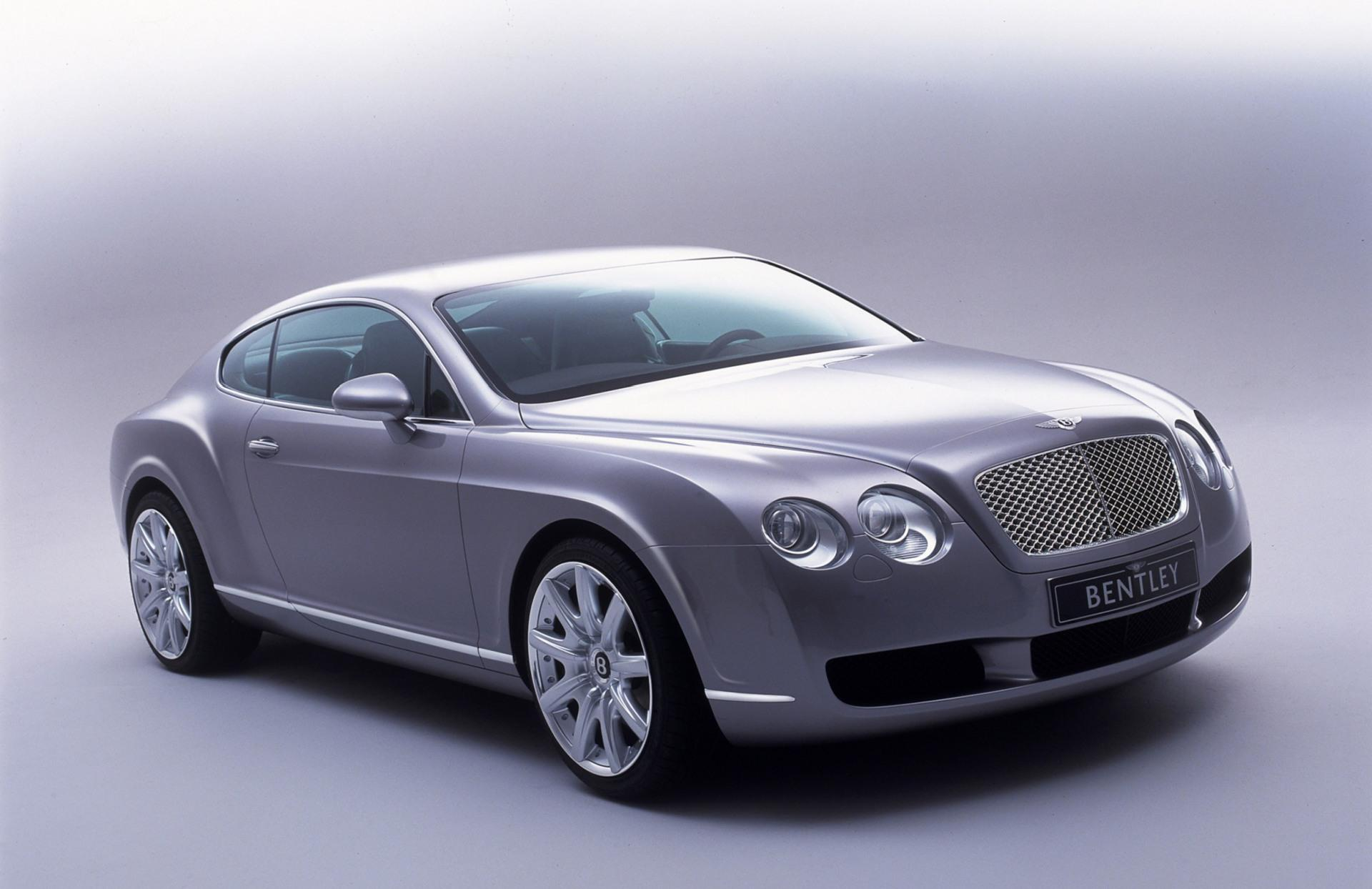 2009 Bentley Continental Gt News And Information