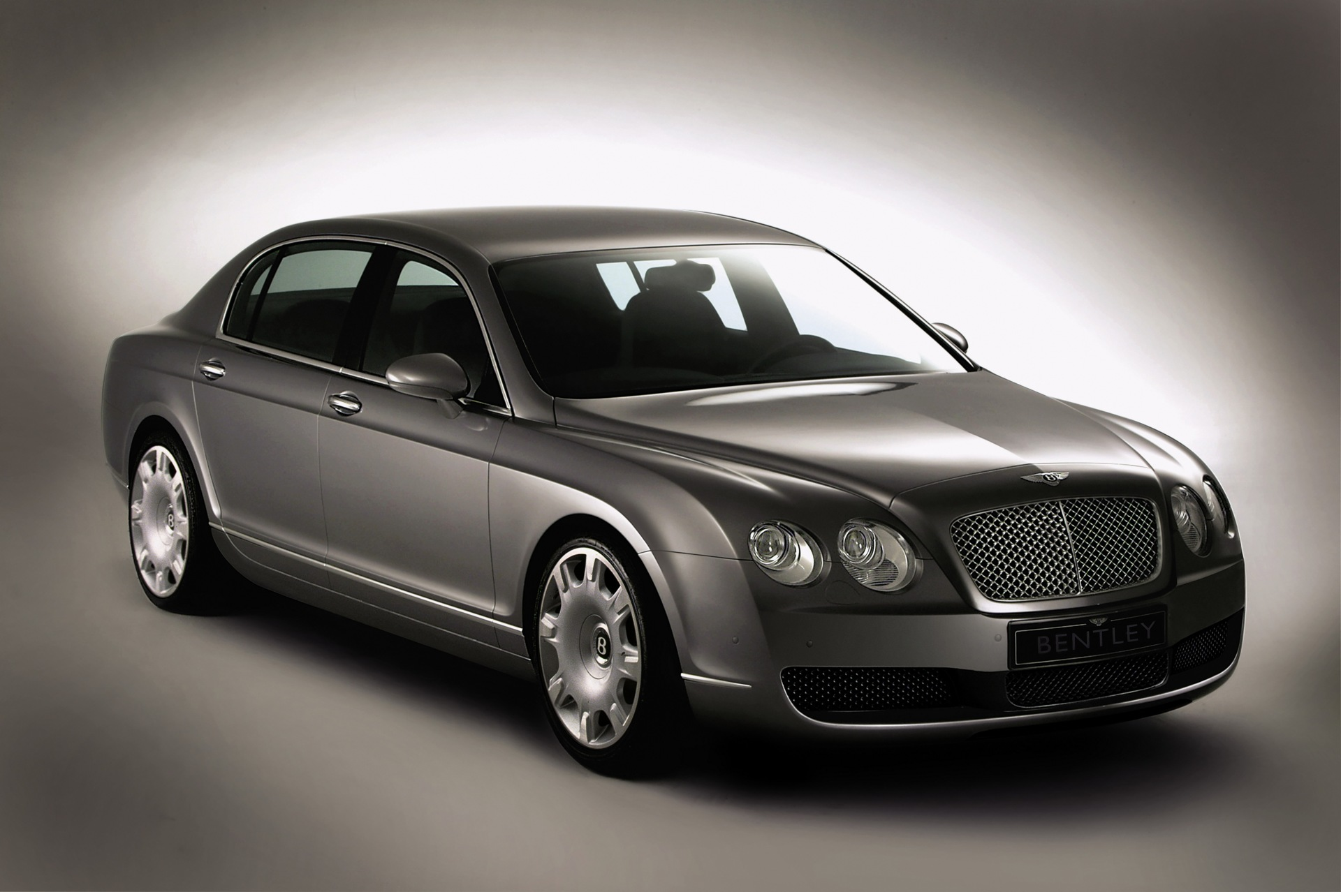 2008 Bentley Continental Flying Spur News And Information