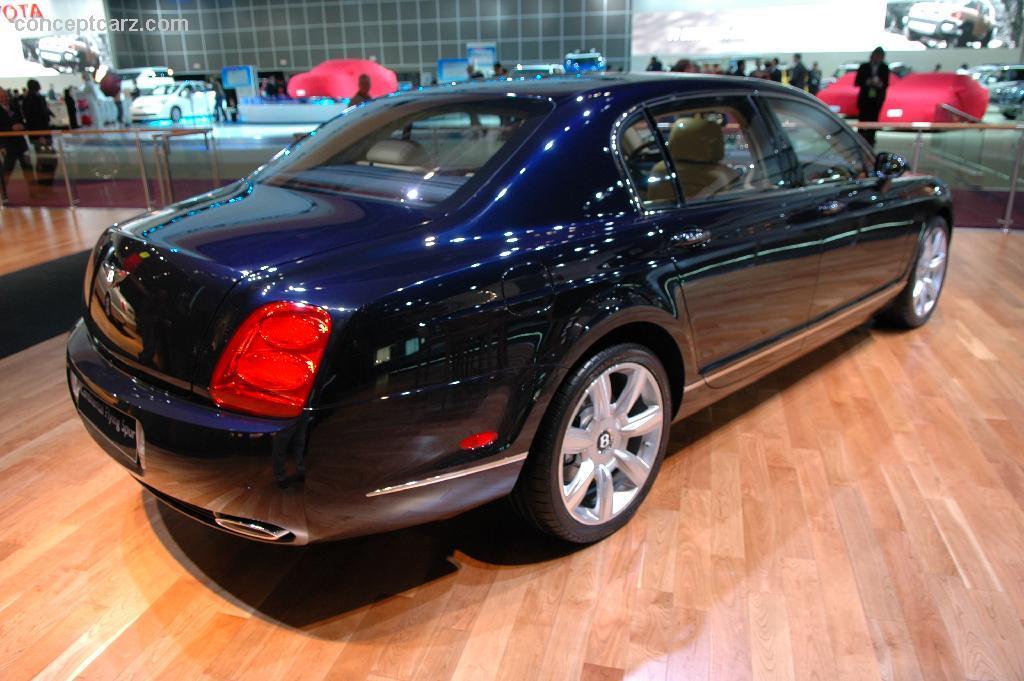 Bentley Car Wallpaper >> 2006 Bentley Continental Flying Spur Image. Photo 17 of 22