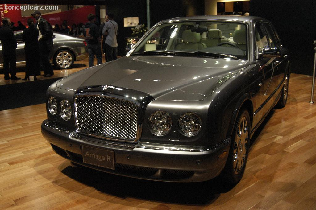 2006 bentley arnage r image. photo 9 of 9