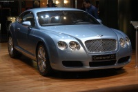 2004 Bentley Continental GT image.