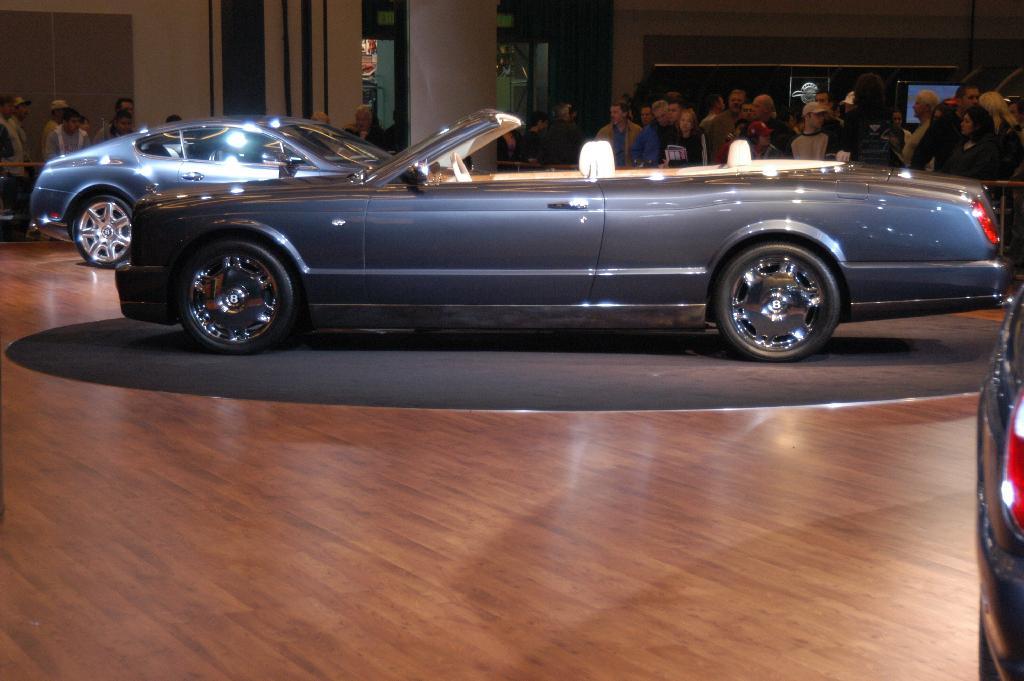 2005 Bentley Arnage Drophead Coup Image Photo 12 Of 15