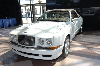 Chassis information for Bentley Azure