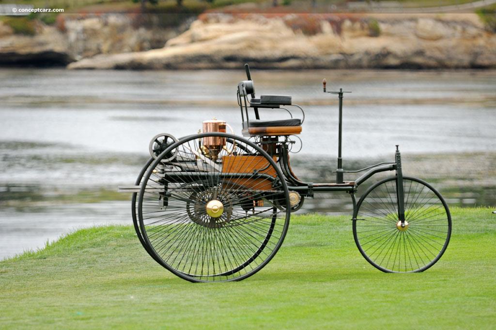 1886 Benz Motorwagen Replica Pictures History Value