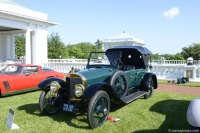 1916 Biddle Model D