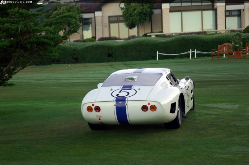 1964 Bizzarrini Iso Grifo A3/C