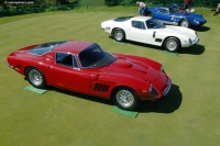 Popular 1967 Bizzarrini 5300 GT Wallpaper