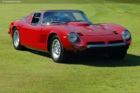 1967 Bizzarrini 5300 GT image.