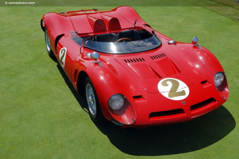 1967 Bizzarrini P538