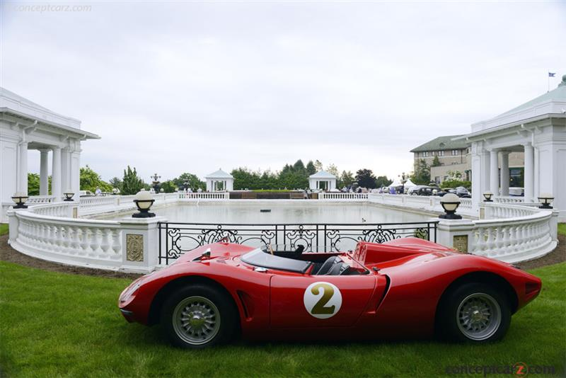 1967 Bizzarrini P538