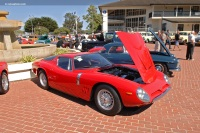 1967 Bizzarrini 5300 GT.  Chassis number 1A30268