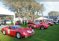1968 Bizzarrini 5300 Strada.  Chassis number IA3-0329