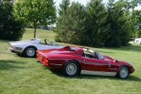 1968 Bizzarrini 5300 SI Spyder.  Chassis number BA4*108