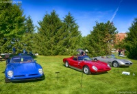 1968 Bizzarrini 5300 SI Spyder.  Chassis number IA3*0135S or IA3-0315S