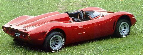 1966 Bizzarrini P 538 Barchetta