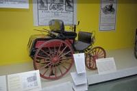 Black Motor Buggy