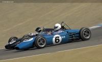 1962 Brabham BT2.  Chassis number FJ-8-62