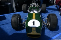 1967 Brabham BT24 image.