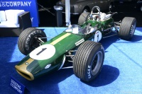 1967 Brabham BT24.  Chassis number BT24-1