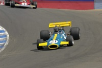 1970 Brabham BT33.  Chassis number BT33/3