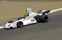 1974 Brabham BT44.  Chassis number BT42/2