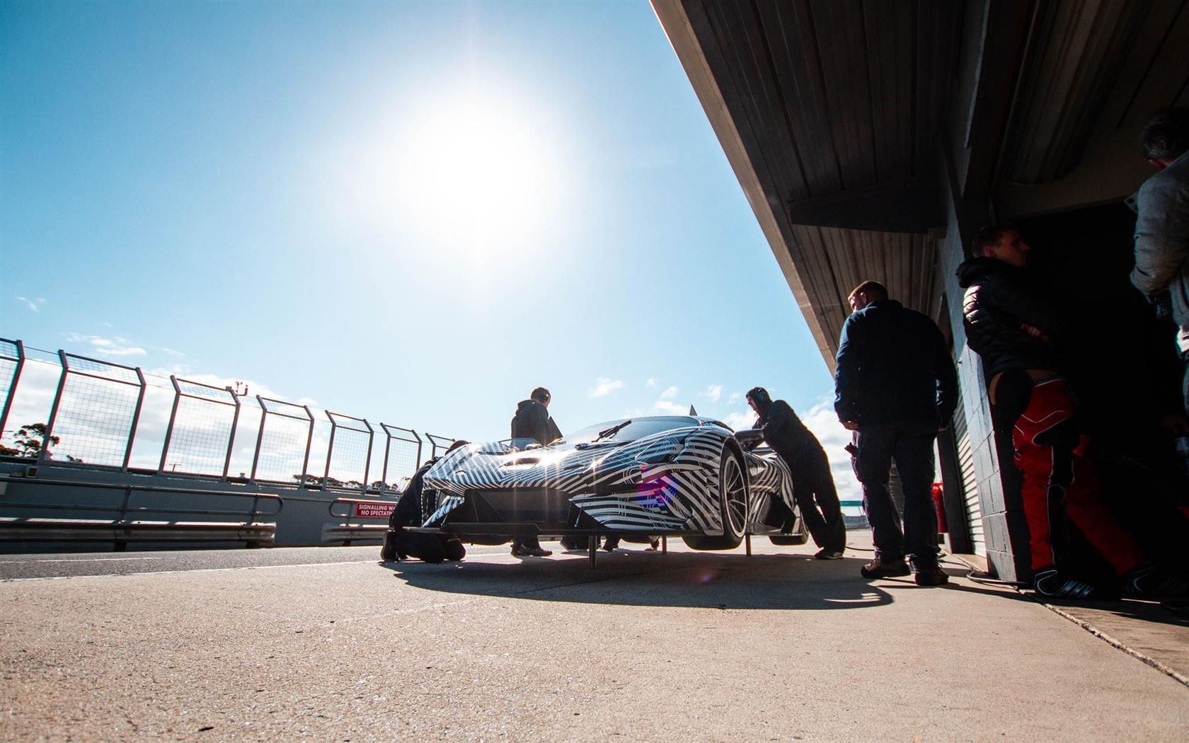 2018 Brabham BT62