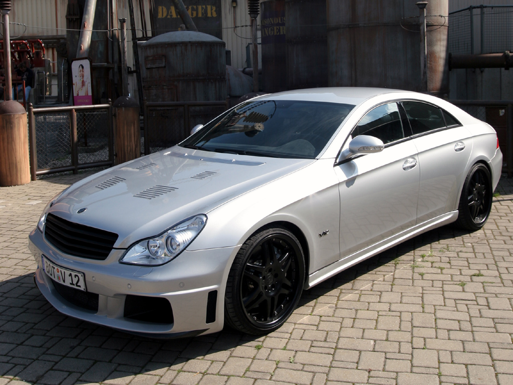 2006 Brabus Cls V12 S Rocket History Pictures Value Auction Sales Mercedes Benz 500 Research And News