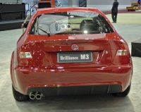 2009 Brilliance M3