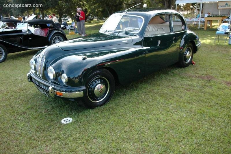 1954 Bristol 403