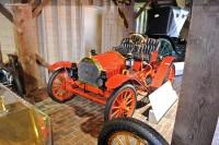 1909 Brush Model E.  Chassis number 1263 E