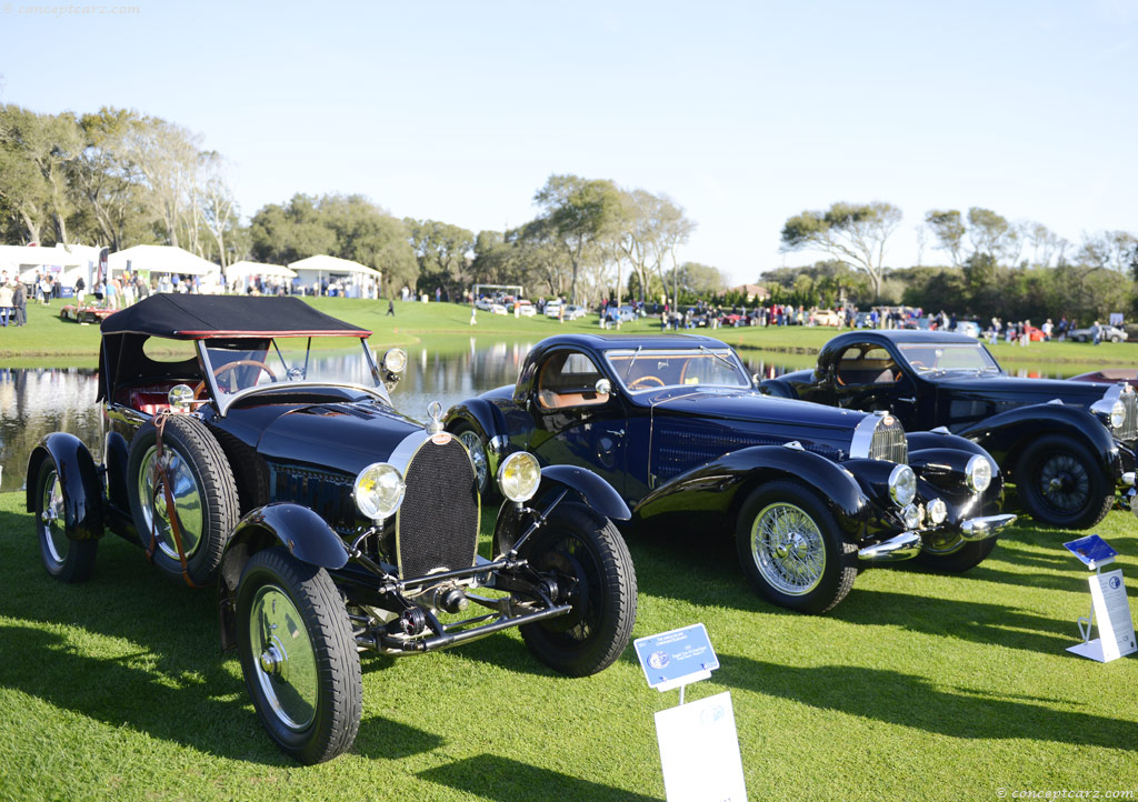 1929 Bugatti Type 40 History, Pictures, Sales Value, Research and News