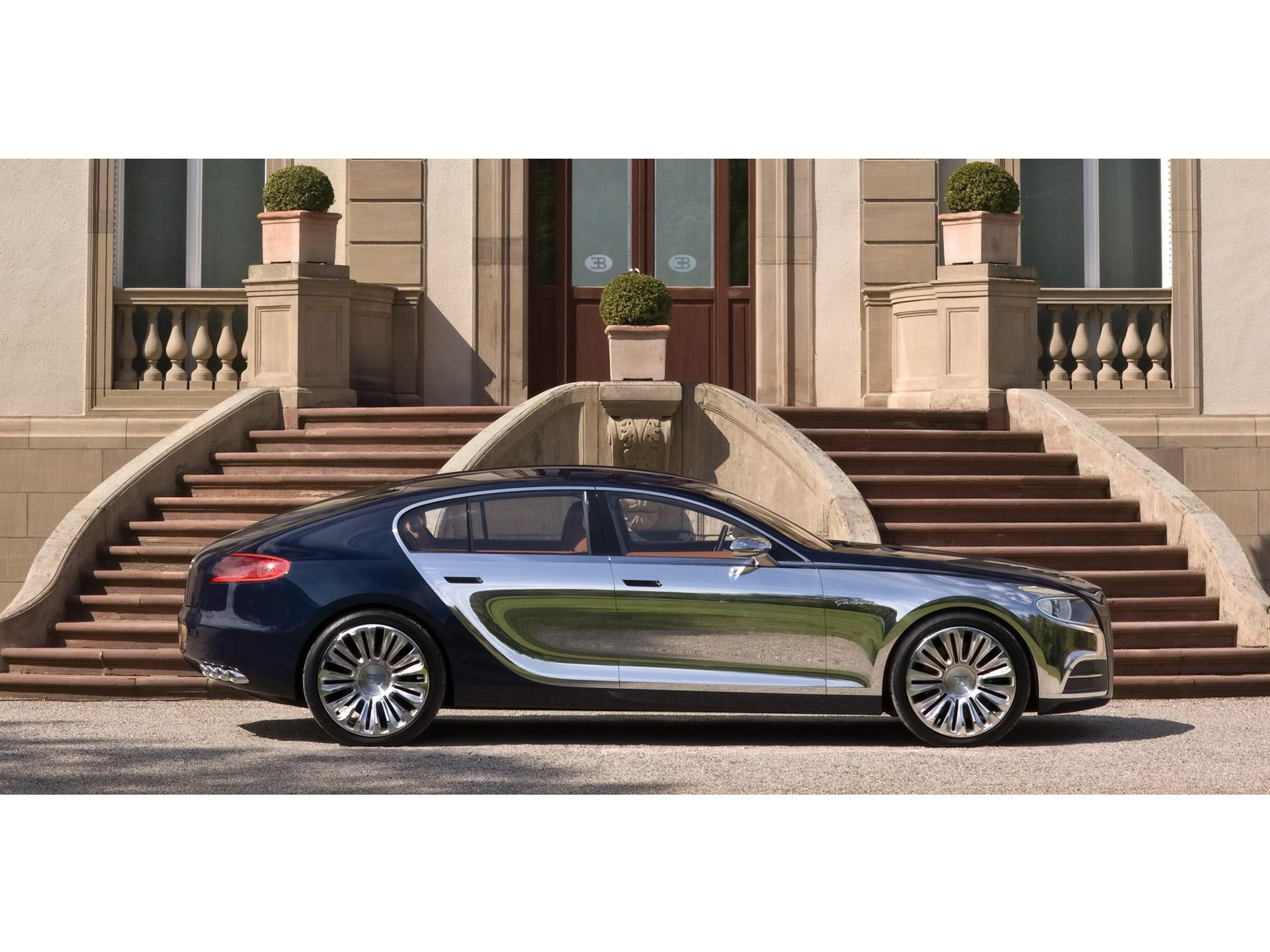 2010 bugatti 16 c galibier concept pictures news. Black Bedroom Furniture Sets. Home Design Ideas