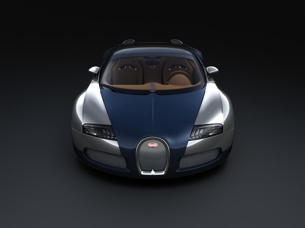 2009 Bugatti 16.4 Veyron Sang Bleu